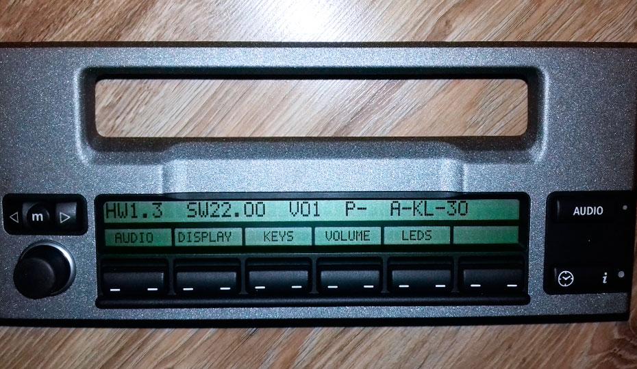 Naprawa pixeli radia